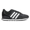 Čierne pánske tenisky z brúsenej kože adidas, čierna, 803-6293 - 19
