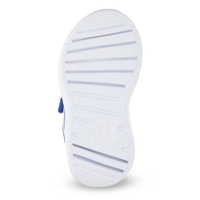 Modré detské tenisky adidas, modrá, 109-9147 - 18