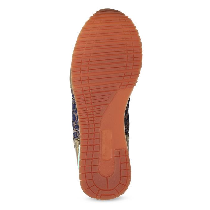 Tenisky so zvieracím vzorom pepe-jeans, hnedá, 549-3024 - 18