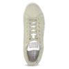 Béžové pánske tenisky z brúsenej kože adidas, béžová, 803-8394 - 17