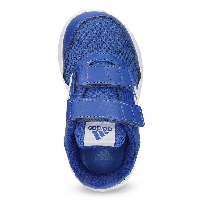 Modré detské tenisky adidas, modrá, 109-9147 - 17
