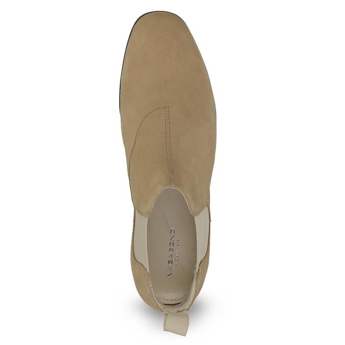 Kožené členkové Chelsea Boots vagabond, hnedá, 513-4098 - 17