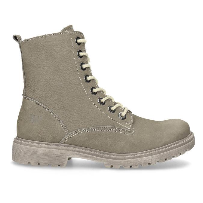 Dámska členková obuv weinbrenner, béžová, 596-8693 - 19