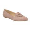 Dámska kožená Loafers obuv bata, 523-5659 - 13