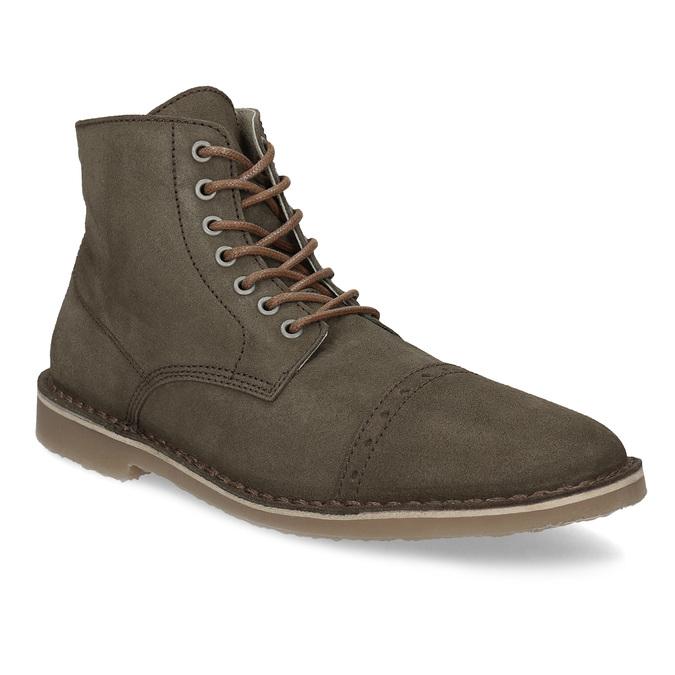 570ce5f28f Baťa Členková obuv z brúsenej kože - Členková obuv
