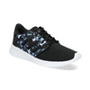 Tenisky s farebným kvetinovým vzorom adidas, čierna, 509-6212 - 13