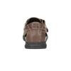 Kožené pánske sandále comfit, hnedá, 856-4605 - 15