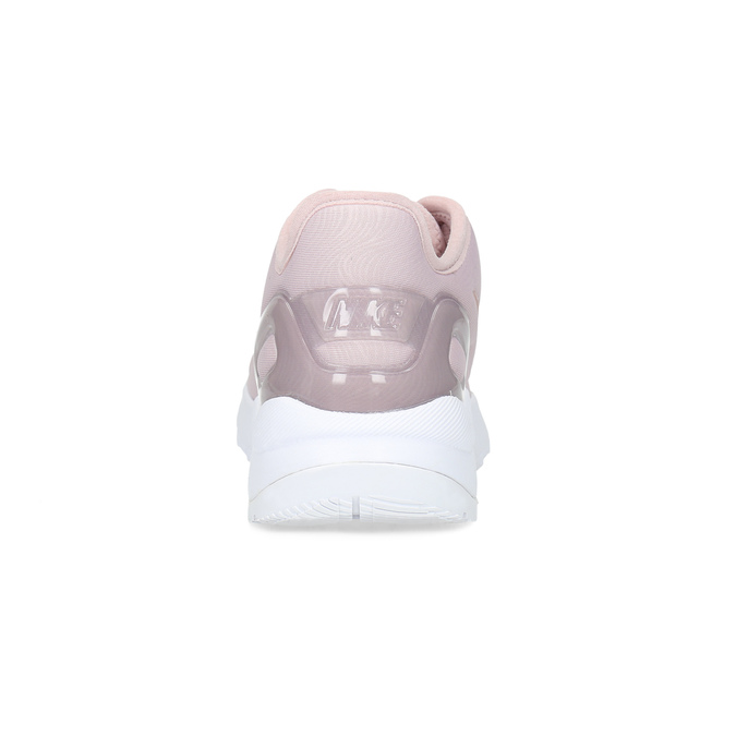 Ružové dámske tenisky športového strihu nike, ružová, 509-5841 - 15