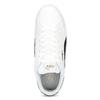 Biele dámske tenisky na flatforme puma, biela, 504-1704 - 17