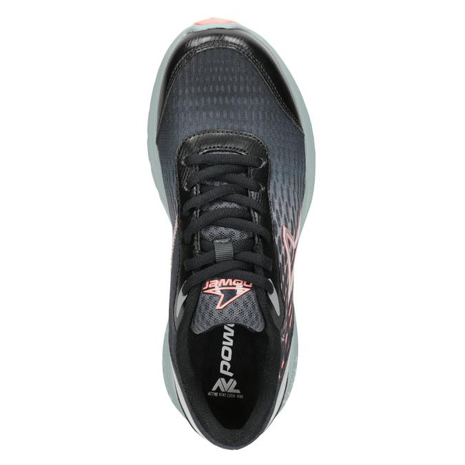 Dámske tenisky športového strihu power, čierna, 509-6853 - 15