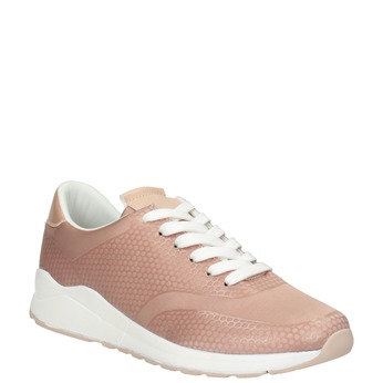 Dámske ružové tenisky bata-light, ružová, 549-5605 - 13