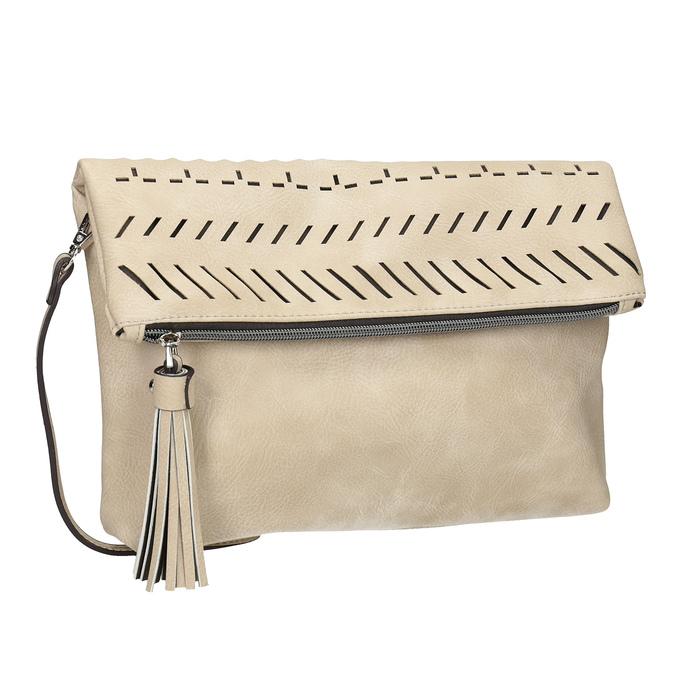 Baťa Dámska Crossbody kabelka so strapcom  4325c14e9fd