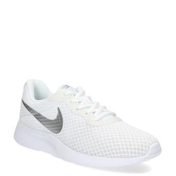 Biele dámske tenisky nike, biela, 509-1357 - 13