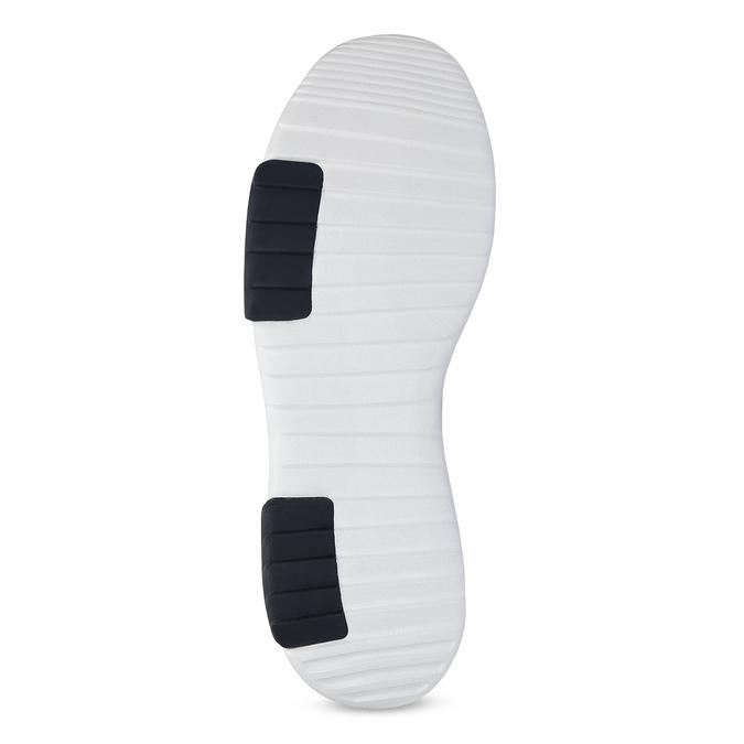 Pánske modré tenisky adidas, modrá, 809-9601 - 18