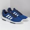 Pánske modré tenisky adidas, modrá, 809-9601 - 26