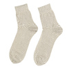 Vysoké dámske béžové ponožky matex, béžová, 919-8216 - 26