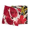 Dámske šatky s bordovými kvetmi bata, viacfarebné, 909-0243 - 13
