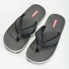 Pánske šedé žabky bata-red-label, šedá, 879-2614 - 16