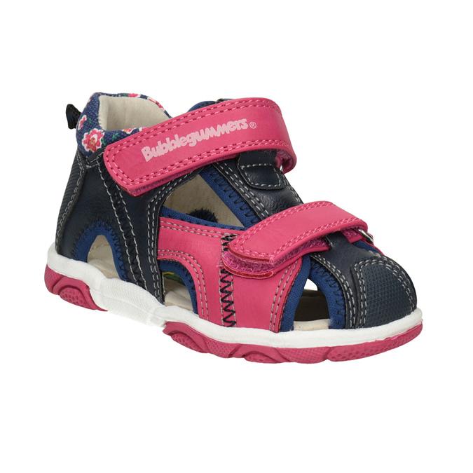 33f4f7922 Dievčenské sandále na suchý zips bubblegummers, ružová, 161-5604 - 13