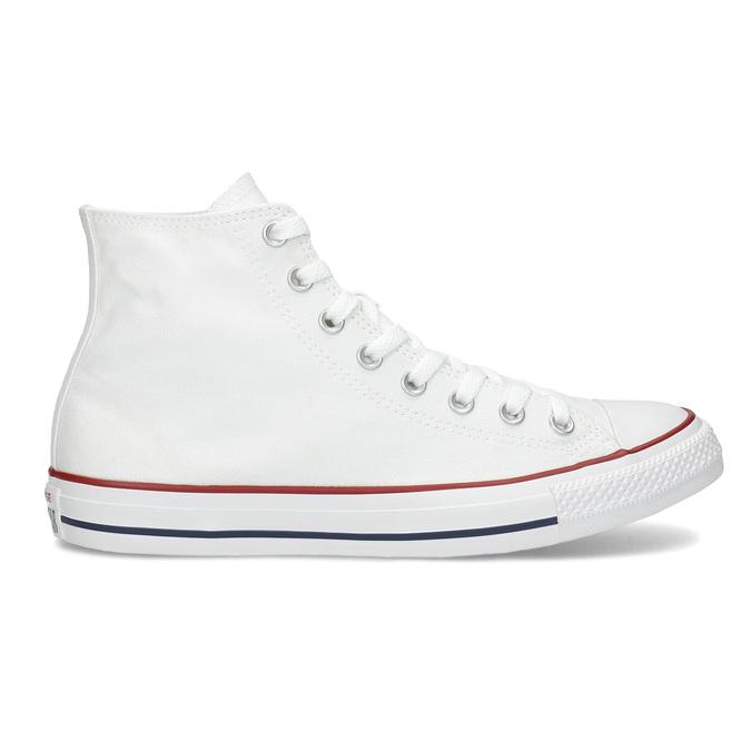 Klasické pánske biele tenisky converse, biela, 889-1278 - 19