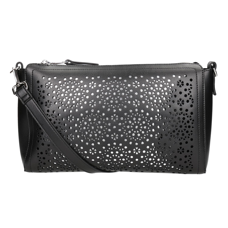 db4946cfc ... Čierna Crossbody kabelka s perforáciou bata, čierna, 961-6331 - 16 ...