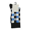 Pánske ponožky s kostričkami bata, viacfarebné, 919-9801 - 13