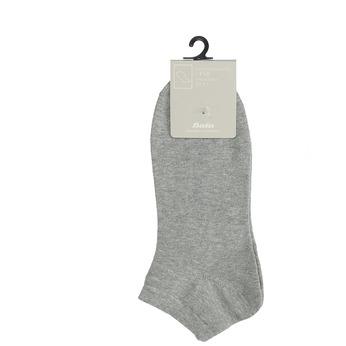 Pánske šedé členkové ponožky bata, šedá, 919-2802 - 13