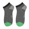 Pruhované členkové ponožky pánske bata, šedá, 919-2804 - 26
