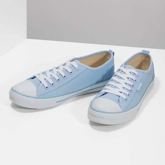 Dámske modré tenisky north-star, modrá, 589-9443 - 16