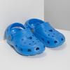 Modré detské sandále so žabkou coqui, modrá, 372-9655 - 26