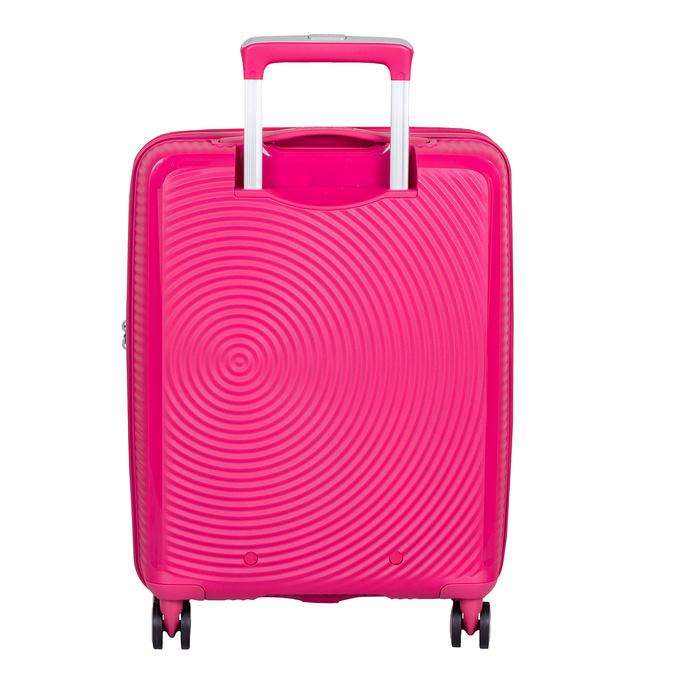 Ružový škrupinový kufor american-tourister, ružová, 960-5615 - 26