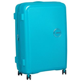 Tyrkysový pevný kufor na kolieskach american-tourister, 960-9613 - 13