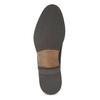 Dámska kožená Chelsea obuv bata, modrá, 594-9636 - 18