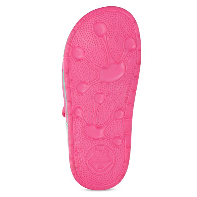 Detské ružové sandále dievčenské coqui, ružová, 372-5658 - 18