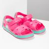 Detské ružové sandále dievčenské coqui, ružová, 372-5658 - 26