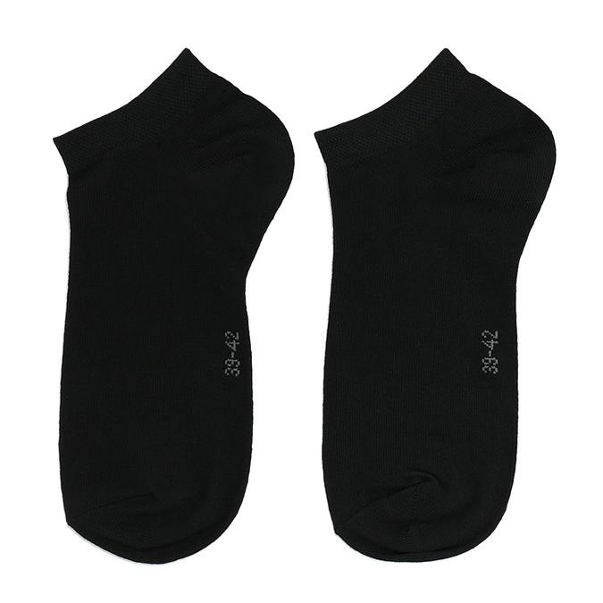 Dámske členkové bavlnené ponožky bellinda, čierna, 919-6719 - 26