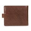 Pánska kožená hnedá peňaženka bata, hnedá, 944-3202 - 16