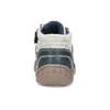 Detská členková obuv s teplou podšívkou bubblegummers, šedá, 111-2627 - 15