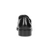 Pánske kožené Monk shoes čierne bata, čierna, 824-6632 - 15