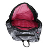 Čierno-biely školský batoh bagmaster, šedá, 969-2719 - 15