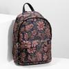 Batoh s kvetinovým vzorom bata, viacfarebné, 969-0703 - 17