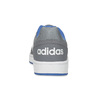 Šedé detské ležérne tenisky adidas, šedá, 401-2337 - 15