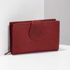 Dámska kožená peňaženka bata, červená, 944-5155 - 17