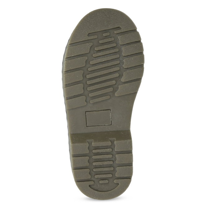 Chlapčenská čierna členková obuv mini-b, čierna, 291-6407 - 18