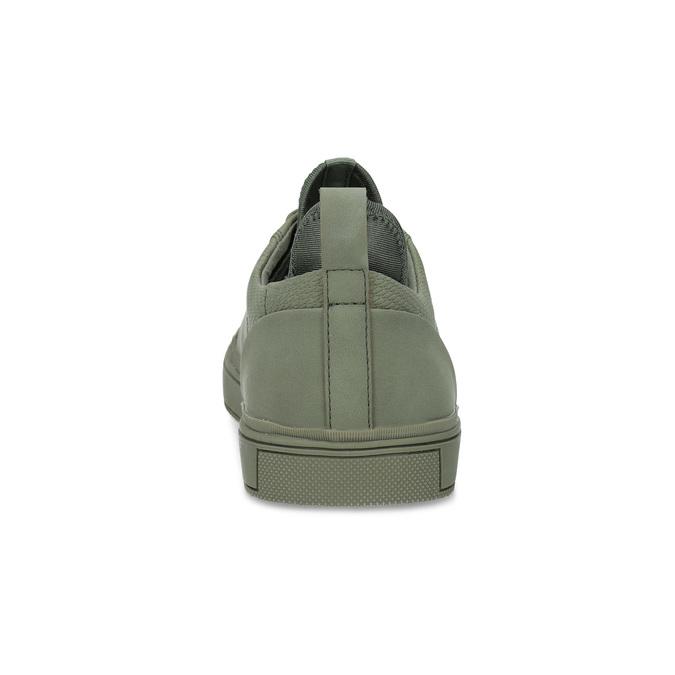 Pánske khaki tenisky bata-red-label, zelená, 841-7623 - 15