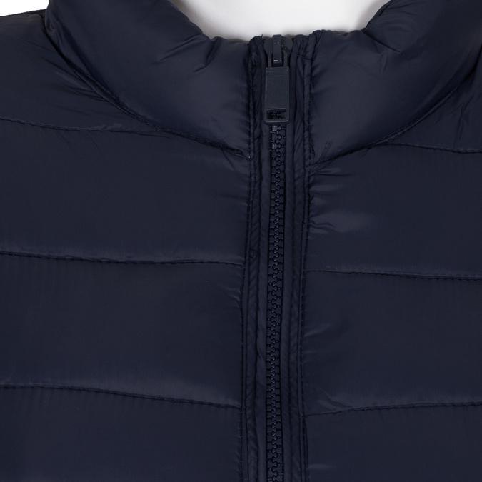 Dámska prešívaná bunda tmavomodrá bata, modrá, 979-9361 - 16