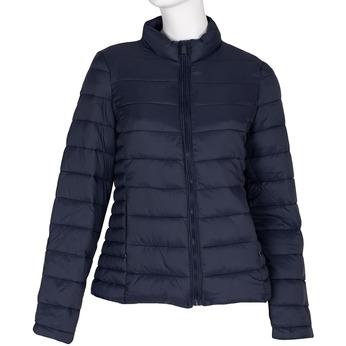 Dámska prešívaná bunda tmavomodrá bata, modrá, 979-9361 - 13
