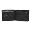 Kožená čiernw pánska peňaženka bata, čierna, 944-6214 - 15