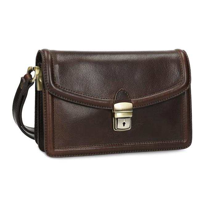 a4c4fa609c Bata Kožená pánska taška do ruky - Pánske tašky