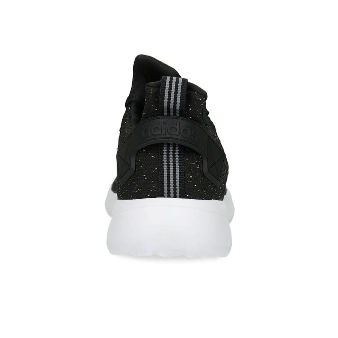 Členkové pánske tenisky so vzorom adidas, čierna, 809-6114 - 15
